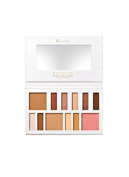 BH Cosmetics BH Cosmetics Illuminate By Ashley Tisdale: Beach Goddess 12 Color Eye & Cheek Collection