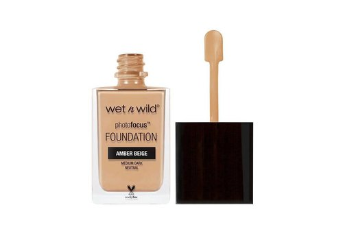 Wet n Wild Wet 'n Wild Photo Focus Foundation Amber Beige