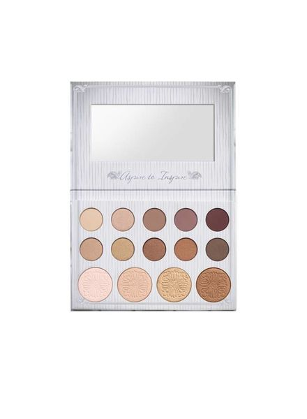 BH Cosmetics BH Cosmetics Carli Bybel 14 Color Eyeshadow & Highlighter Palette