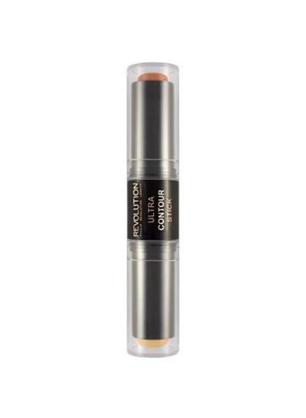 Makeup Revolution Makeup Revolution Ultra Contour Duo Stick Light Medium