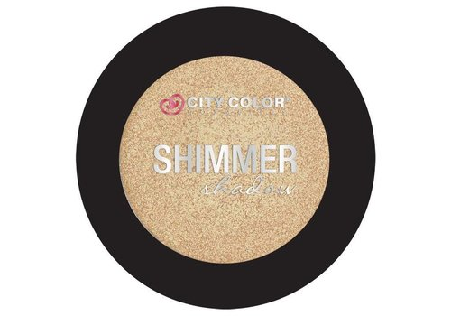 City Color Shimmer Shadow New Year