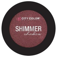 City Color Shimmer Shadow Marsala