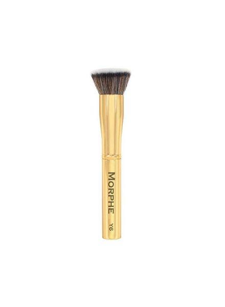 Morphe Brushes Morphe Gilded Collection Y6 Pro Flat Buffer Brush