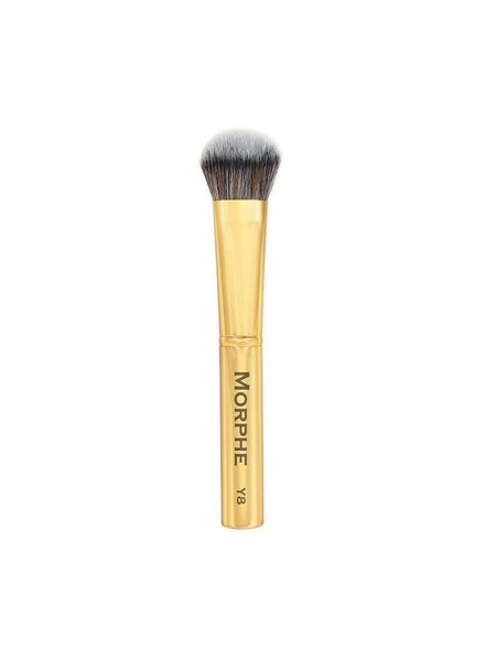 Morphe Brushes Morphe Gilded Collection Y8 Mini Tapered Highlight / Contour Brush