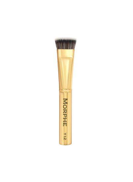 Morphe Brushes Morphe Gilded Collection Y12 Pro Flat Contour Brush