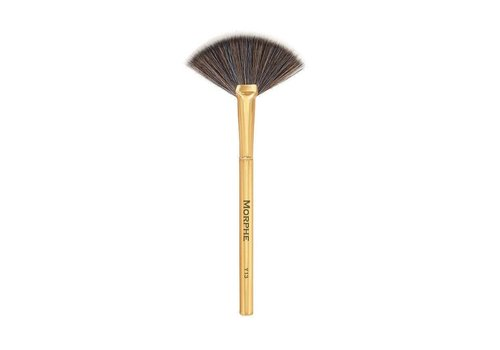 Morphe Brushes Y13 Pro Highlight Fan Brush