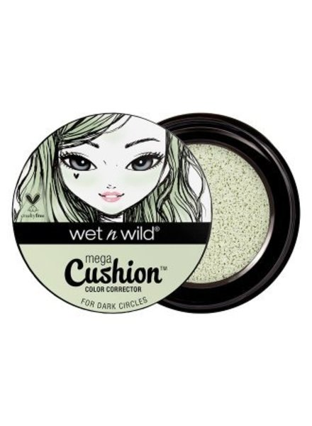 Wet n Wild Wet 'n Wild Megacushion Color Corrector - Green