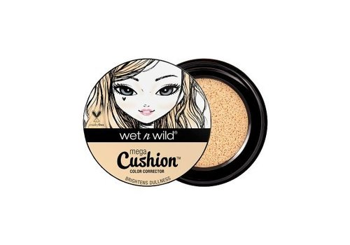 Wet n Wild Megacushion Color Corrector - Yellow