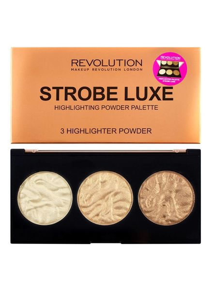 Makeup Revolution Makeup Revolution Strobe Luxe Palette