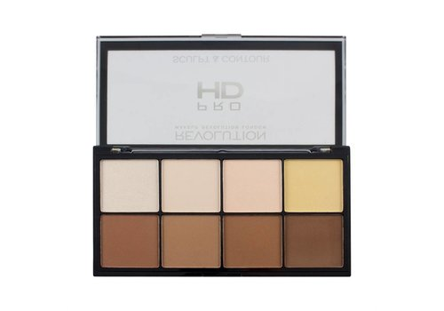 Makeup Revolution HD  Pro Sculpt and Contour