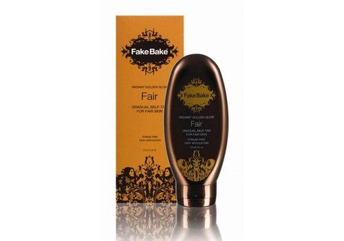Fake Bake Gradual Self-Tan Lotion Fair Skin
