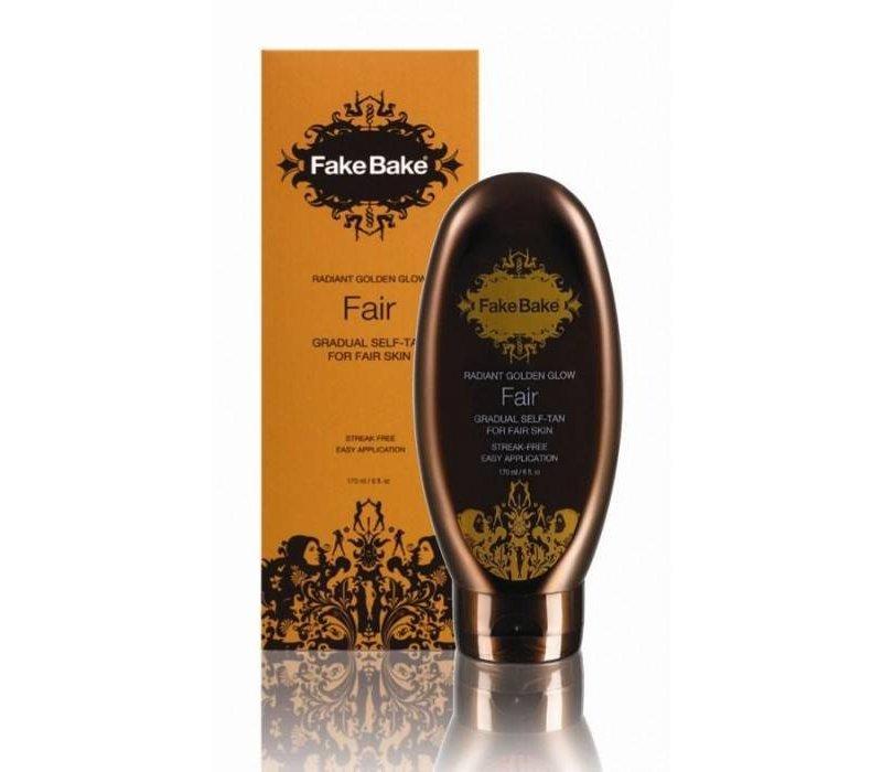 Fake Bake Fair Gradual Self-Tan Lotion for Fair Skin