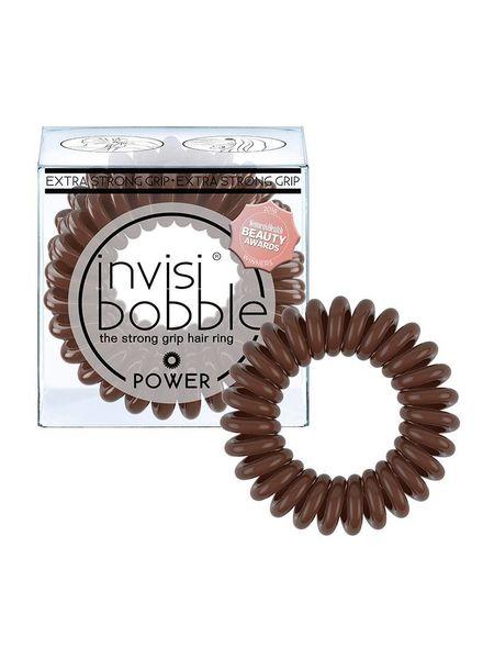 Invisibobble Invisibobble Power Pretzel Brown