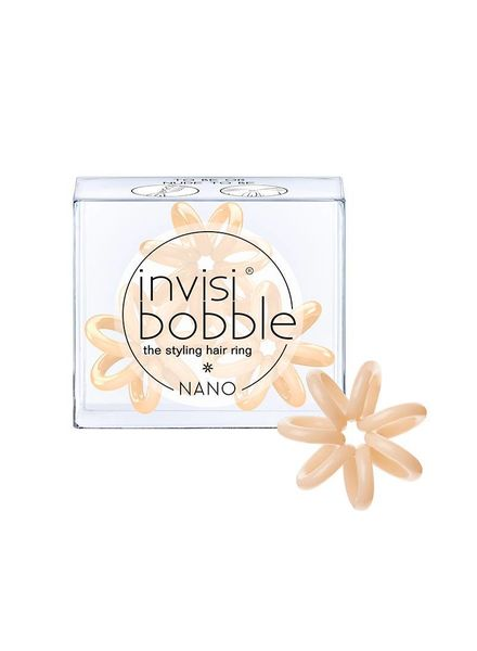 Invisibobble Invisibobble Nano To Be or Nude to Be