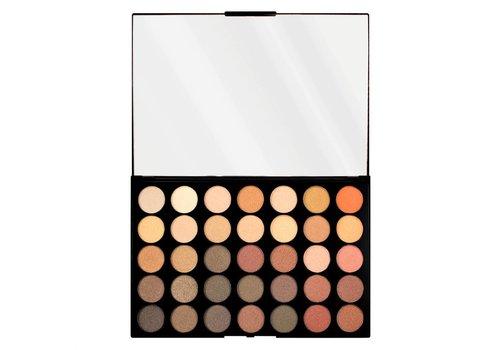 Makeup Revolution 35 Shimmer Direction Amplified Palette