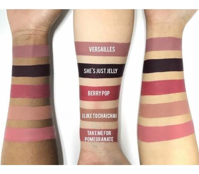Beauty Bakerie Lip Whip Liquid Lipstick Versailles