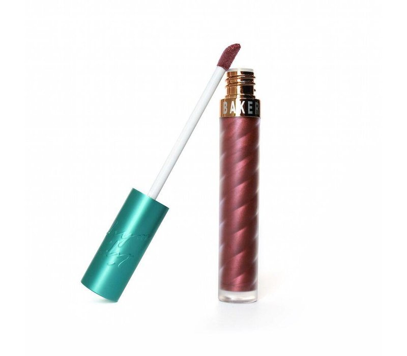 Beauty Bakerie Metallic Lip Whip Liquid Lipstick Royal Tea