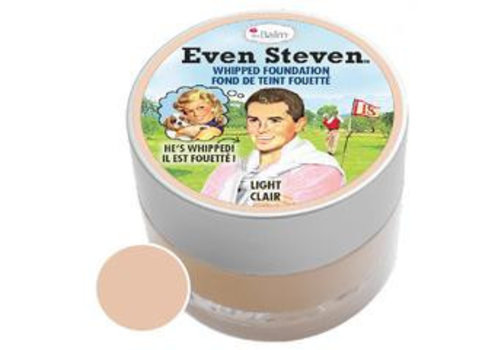 TheBalm Even Steven Foundation Light