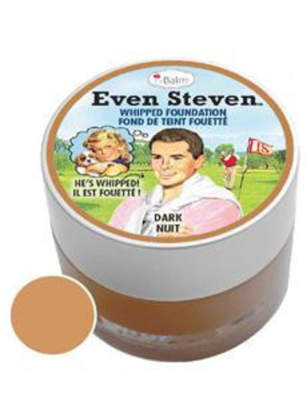 TheBalm The Balm Even Steven Whipped Foundation Dark