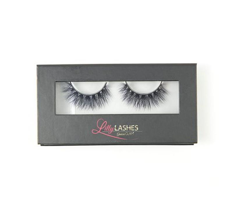 Lilly Lashes Mykonos 3D Mink Lashes
