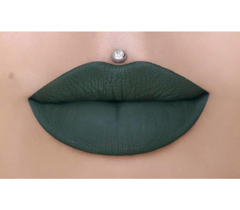 Coloured Raine Matte Liquid Lipstick Ivy