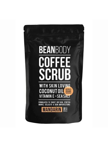 Bean Body Bean Body Coffee Scrub Mandarin