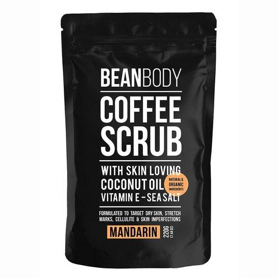 Bean Body Bean Body Coffee Scrub Mandarin 220 gr.