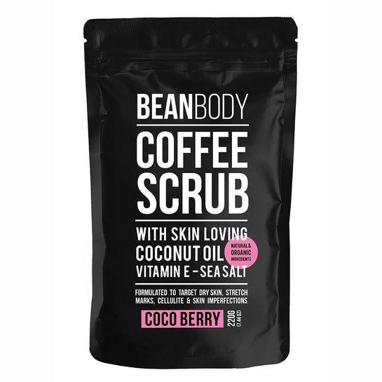 Bean Body Bean Body Coffee Scrub Cocoberry 220 gr.