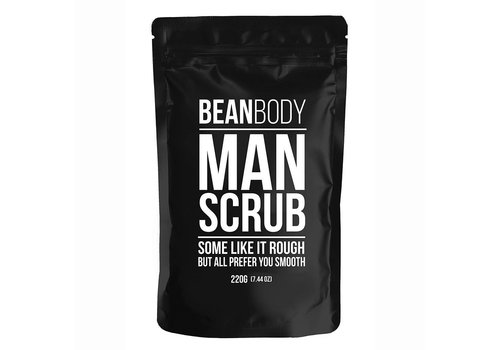 Bean Body Coffee Scrub Man Scrub