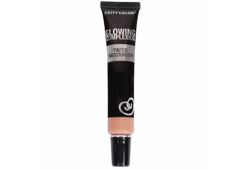 City Color Glowing Complexion Tinted Moisturizer Beige