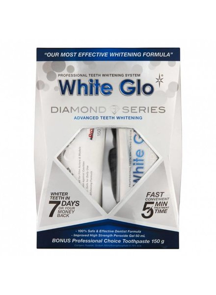 White Glo White Glo Diamond Series Whitening Kit