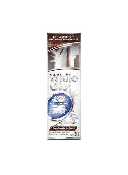 White Glo White Glo Coffee & Tea Whitening Toothpaste