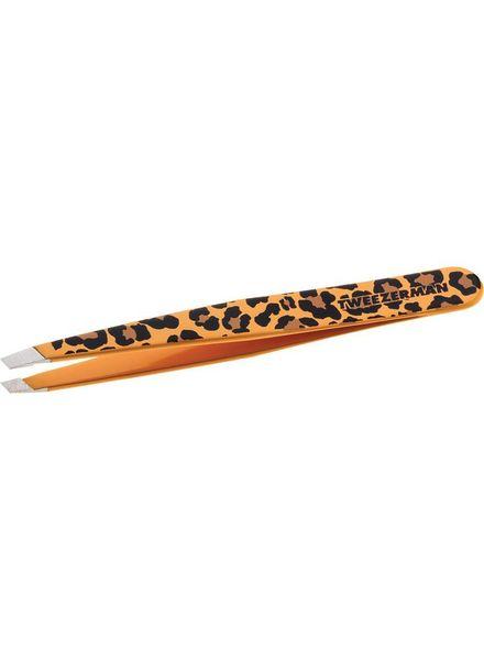 Tweezerman Tweezerman Slant Tweezer Leopard