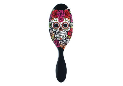WetBrush Sugar Skull Red Rose