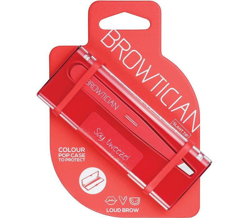 Browtician Loud Brow Rouge