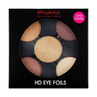 Freedom ProArtist Eyeshadow Pack Metallics 2