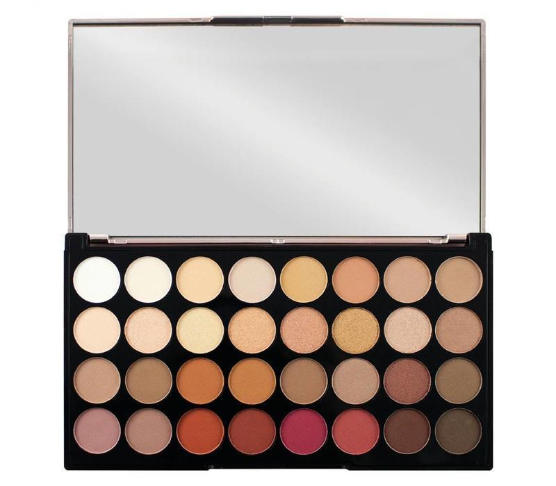 Makeup Revolution Ultra 32 Eyeshadow Palette Flawless 3 Ressurection
