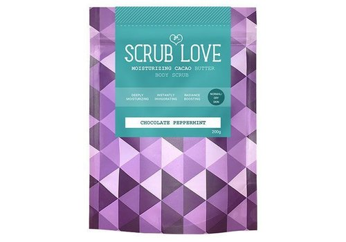 Scrub Love Cacao Body Scrub Peppermint