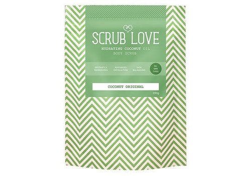 Scrub Love Coconut Body Scrub Original