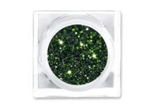 Lit Cosmetics Solid Glitter Pigment Army Brat Size #3