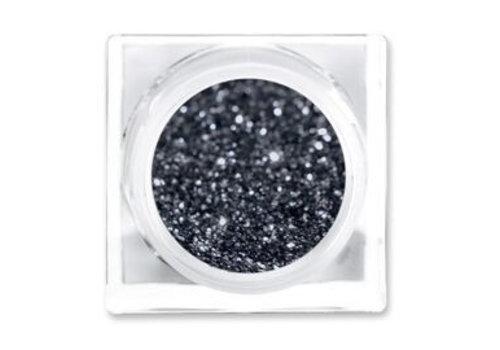 Lit Cosmetics Solid Glitter Pigment Gunsmoke Size #3