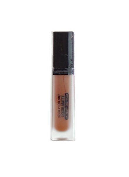 City Color City Color Liquid Matte Extreme Long-Wear Lipstick Rust