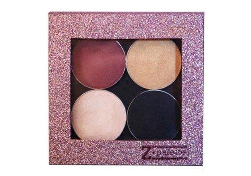Z Palette - 15130151 Ruby Rose Glitter Small Palette