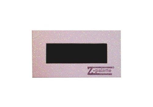 Z Palette White Hot Pink Glitter Mini Palette
