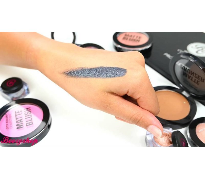 City Color Shimmer Shadow Oh So Naughty