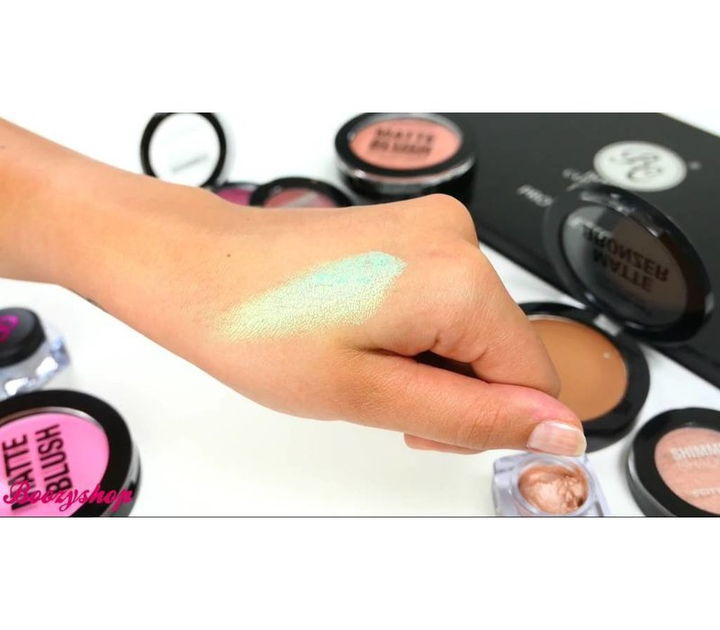 City Color Shimmer Shadow Hint of Mint