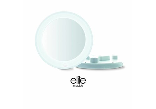 Elite Models Mirror with Light