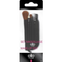 Elite Models Makeup Brush Set