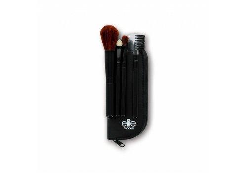 Elite Models Makeup Brush Set