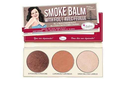 TheBalm Smoke Balm Set 4